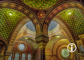 Ronin: Colourful Synagoge I