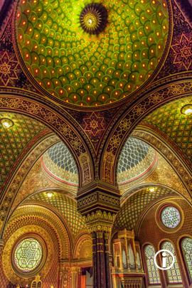 Ronin: Colourful Synagoge II