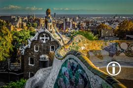 Ronin: Colourful Barcelona